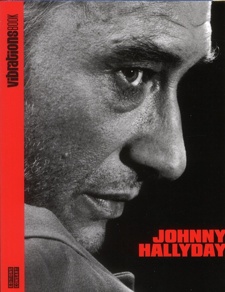 Vibrations book Johnny Hallyday