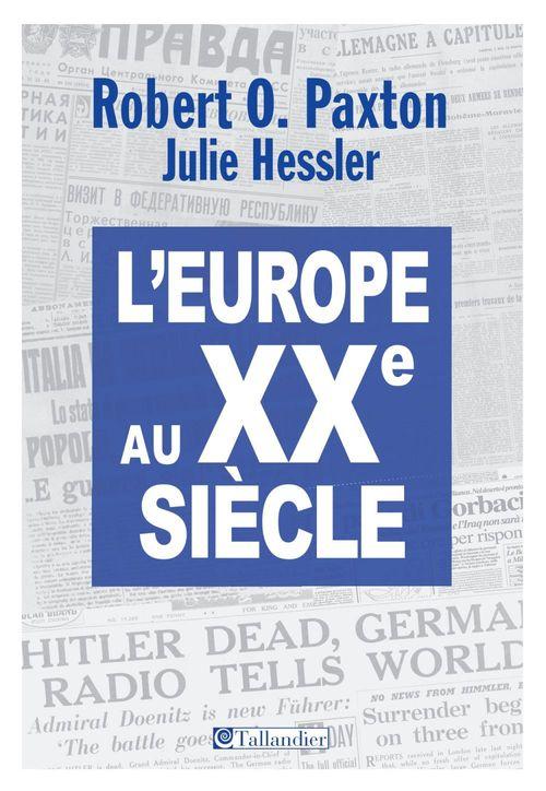 Histoire de l'Europe au XX siècle