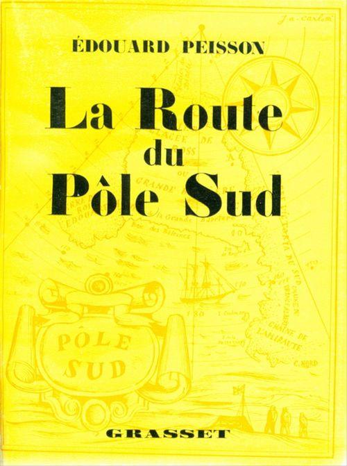 La route du pôle sud