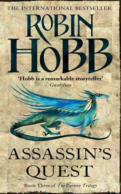 ASSASSIN'S QUEST - FARSEER TRILOGY 3 HOBB, ROBIN