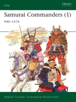 Vente EBooks : Samurai Commanders (1)  - Stephen Turnbull