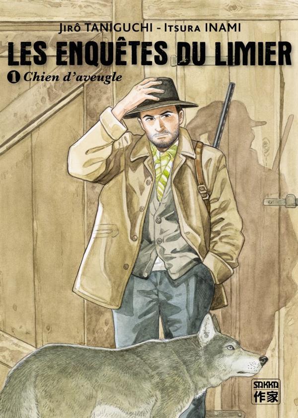 Les Enquetes Du Limier T.1 ; Chien D'Aveugle