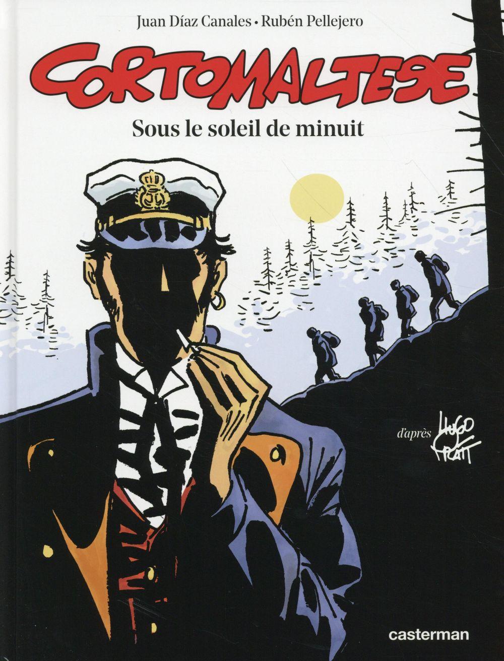 Corto Maltese t.13 ; sous le soleil de minuit