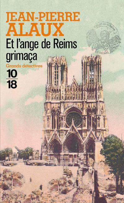 Et l'ange de Reims grimaça