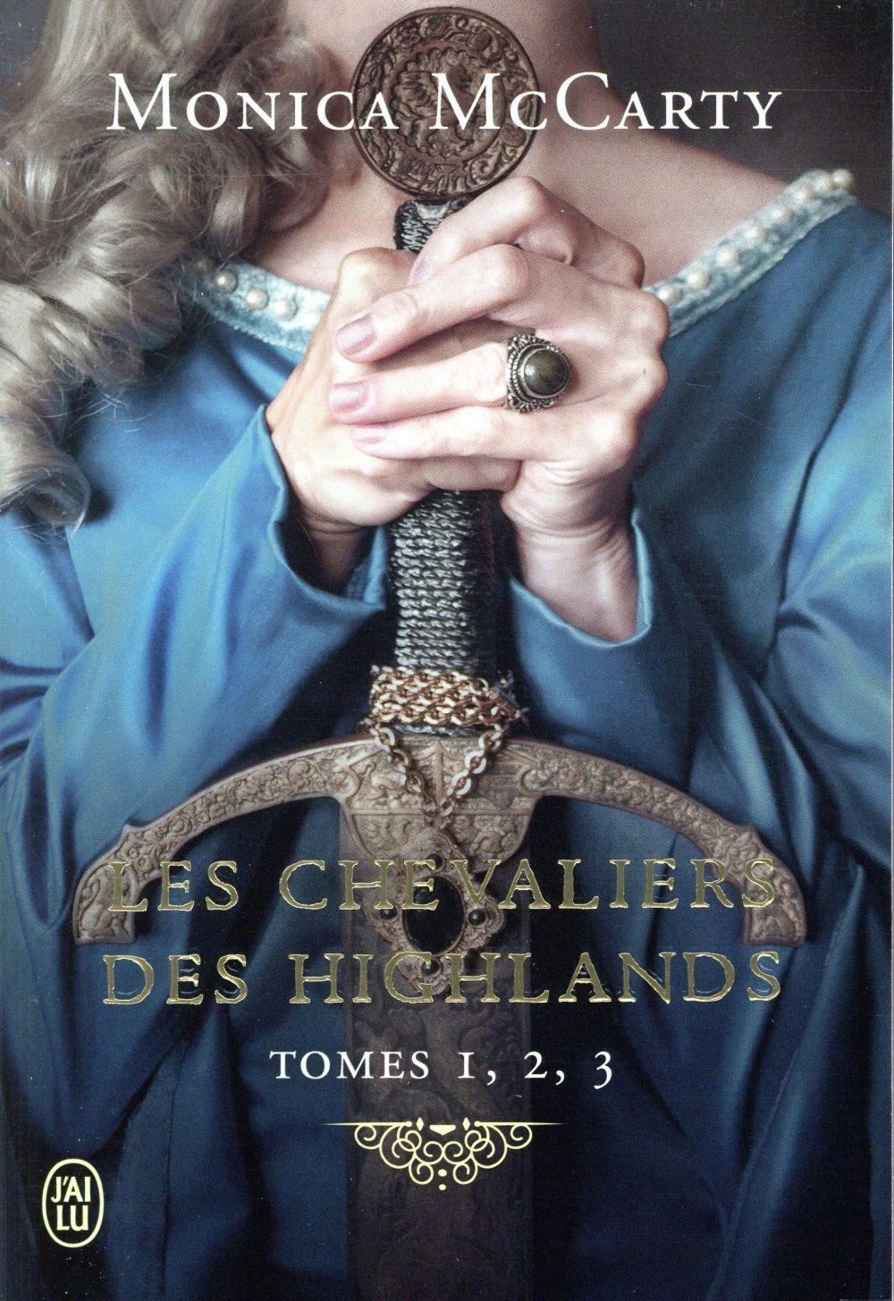 Les chevaliers des Highlands ; INTEGRALE VOL.1 ; T.1 A T.3