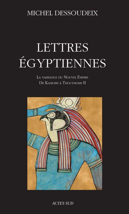Lettres égyptiennes