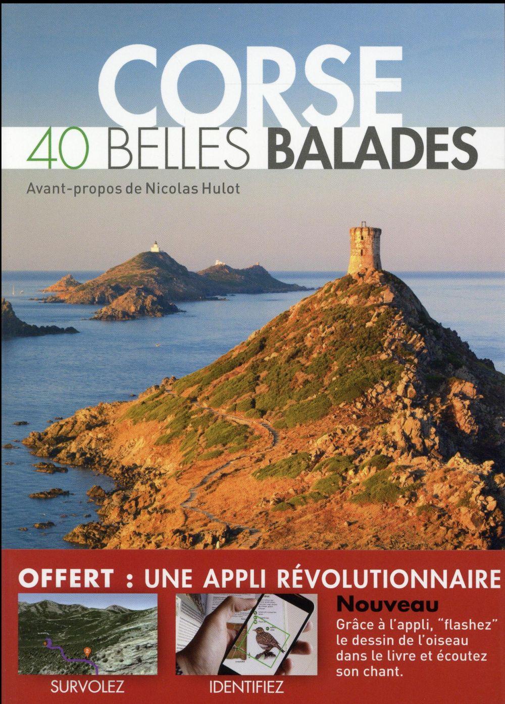 Corse ; 40 belles balades