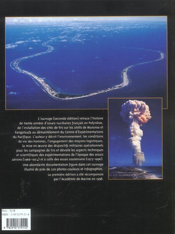 Atolls de l'atome
