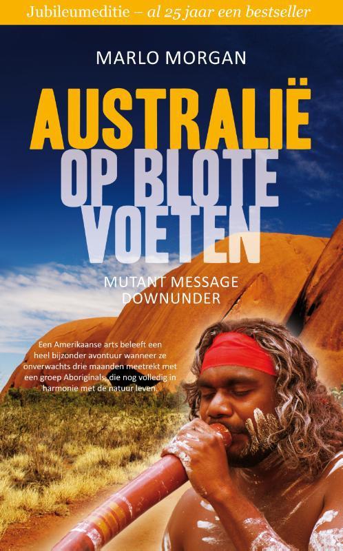Australie op blote voeten - Marlo Morgan - ebook
