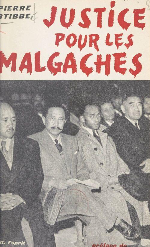 Justice pour les Malgaches