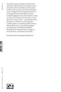 écrits complets t.3 ; Ganymède, essai sur l'éthique homosexuelle masculine