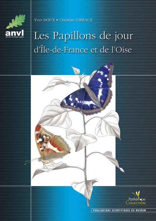 Les Papillons de jour d'Ile-de-France et de l'Oise