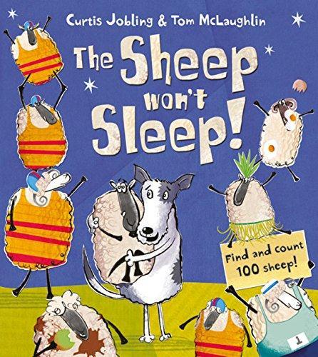 THE SHEEP WON''T SLEEP !