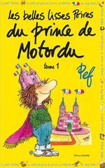 Couverture de Les Belles Lisses Poires Du Prince De Motordu (Tome 2)