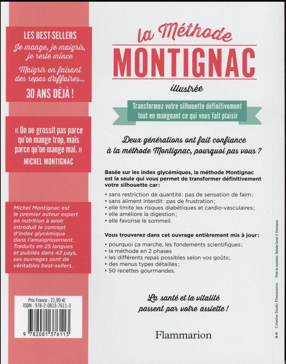 la méthode Montignac illustrée ; transformez votre silhouette tout en vous faisant plaisir