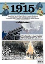 Journal de guerre - 1915  - Jacques Tardi - Jean-Pierre Verney