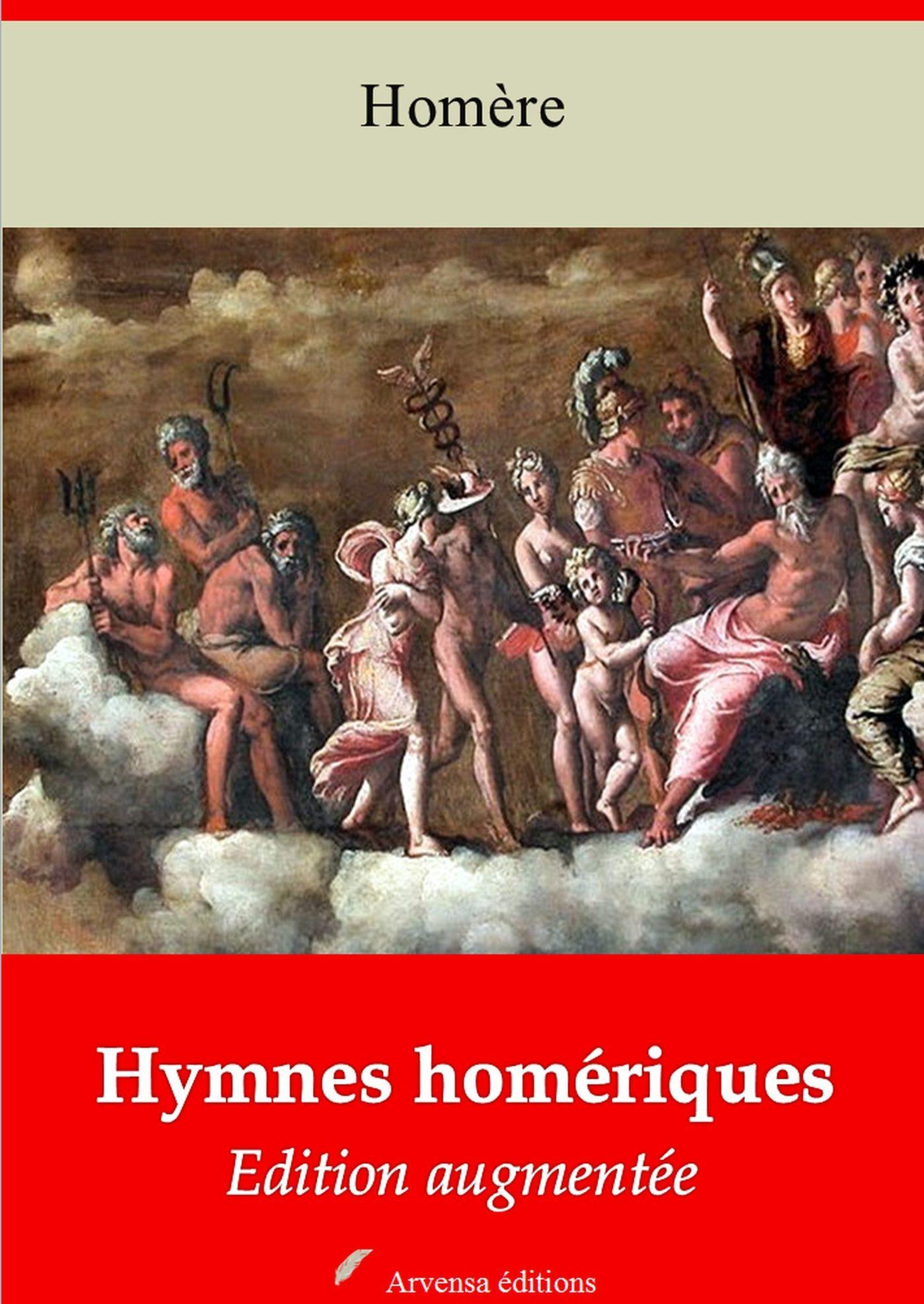 Hymnes homériques - suivi d'annexes