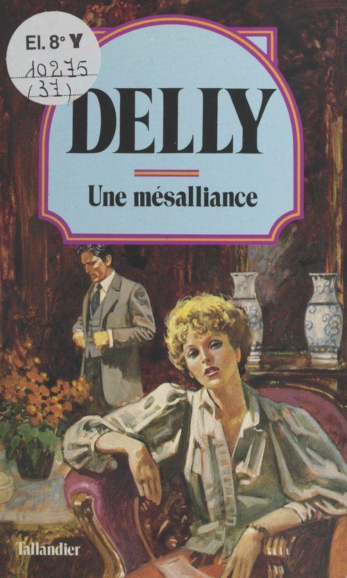 Une mesalliance