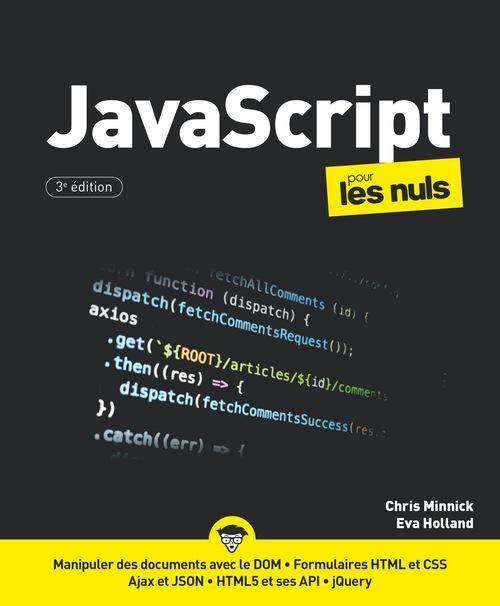 Javascript pour les nuls (3e édition)
