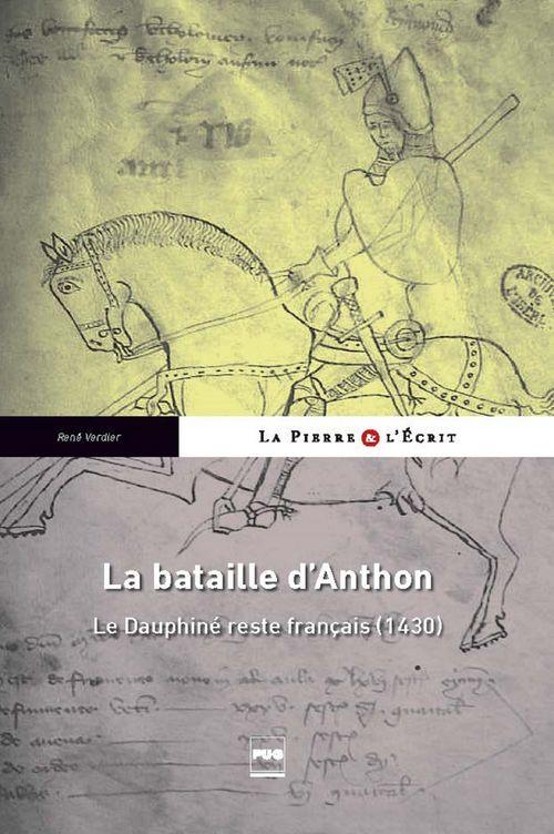 BATAILLE D'ANTHON (1430)  (LA)