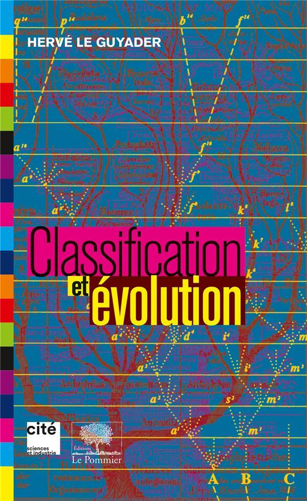 Classification et évolution