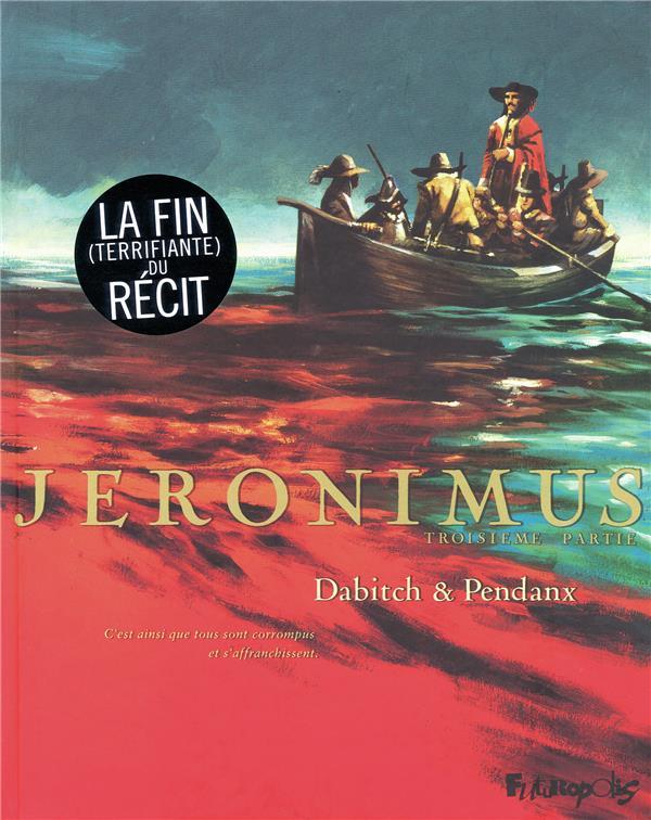Jéronimus t.3 ; sur l'île
