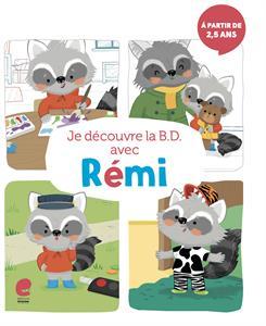 Je découvre la BD avec Rémi