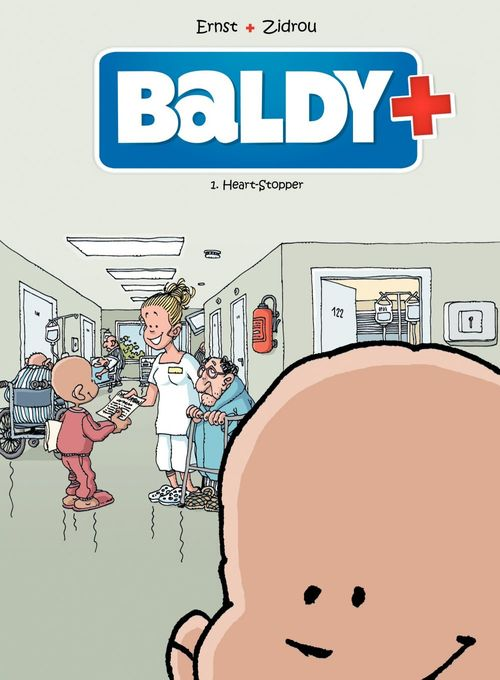 Baldy - Volume 1 - Heart-Stopper