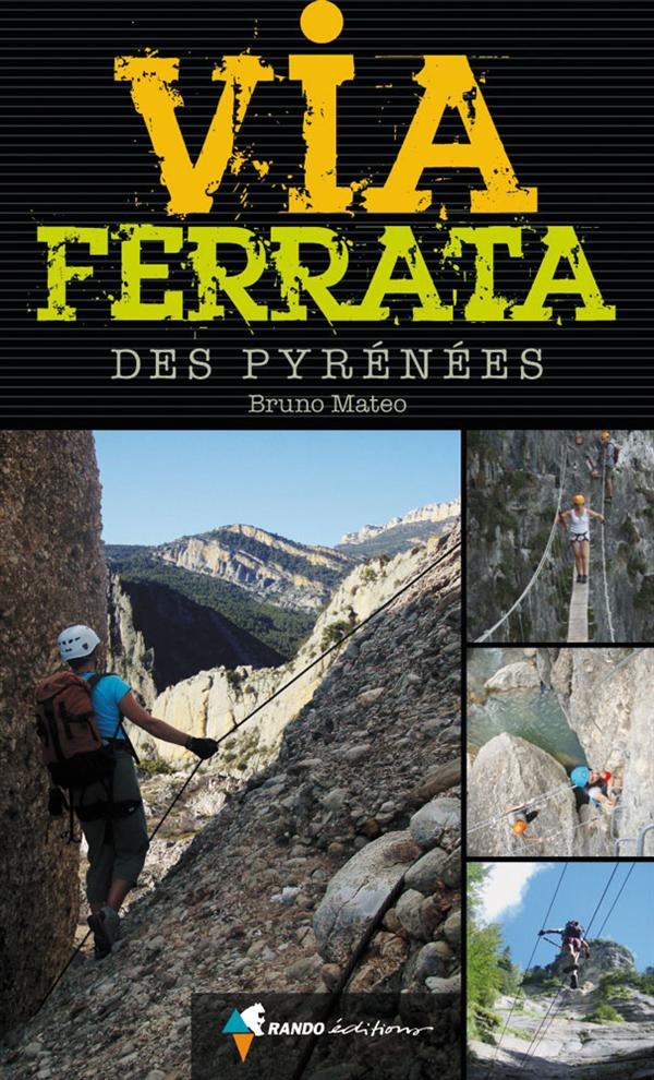 Les via ferrata des Pyrénées