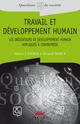 Travail et développement humain  - Bernard Merck  - Hubert Landier