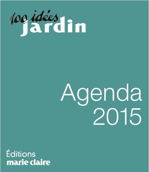 Agenda jardin 2015 plantes, baies, fruits sauvages