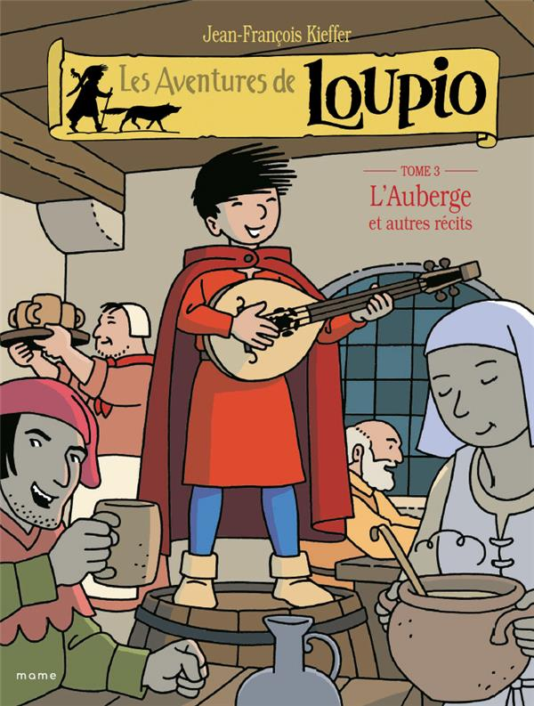 L'AUBERGE ET AUTRES RECITS - T3