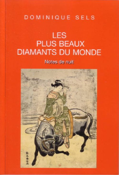 Les plus beaux diamants du monde ; notes de nuit