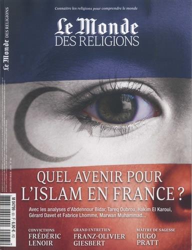 Le monde des religions ; janvier-fevrier