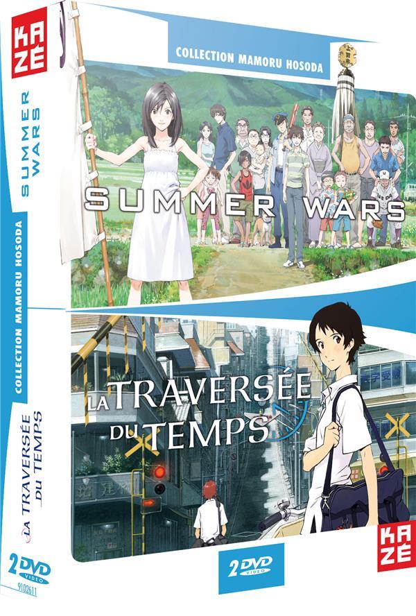 Summer Wars + La traversée du temps