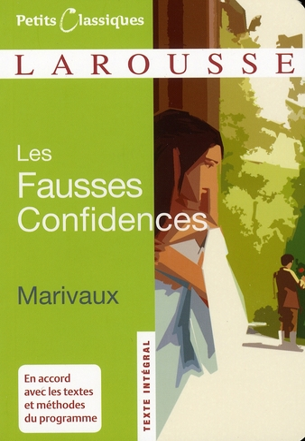 MARIVAUX - LES FAUSSES CONFIDENCES (EDITION 2008)