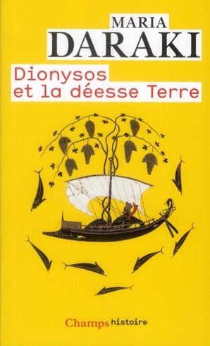 Dionysos et la déesse Terre