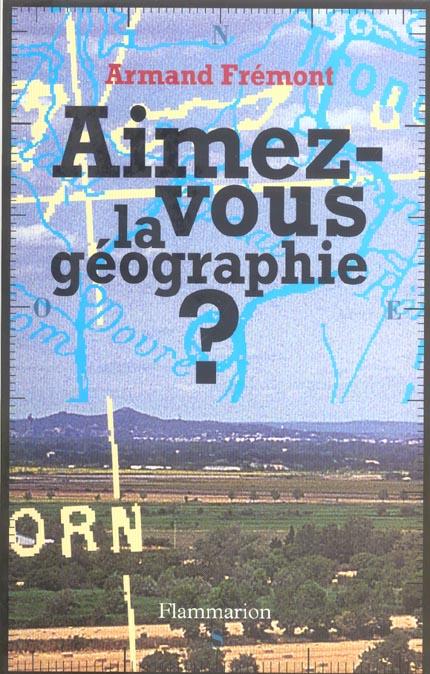 Aimez-vous la geographie ?
