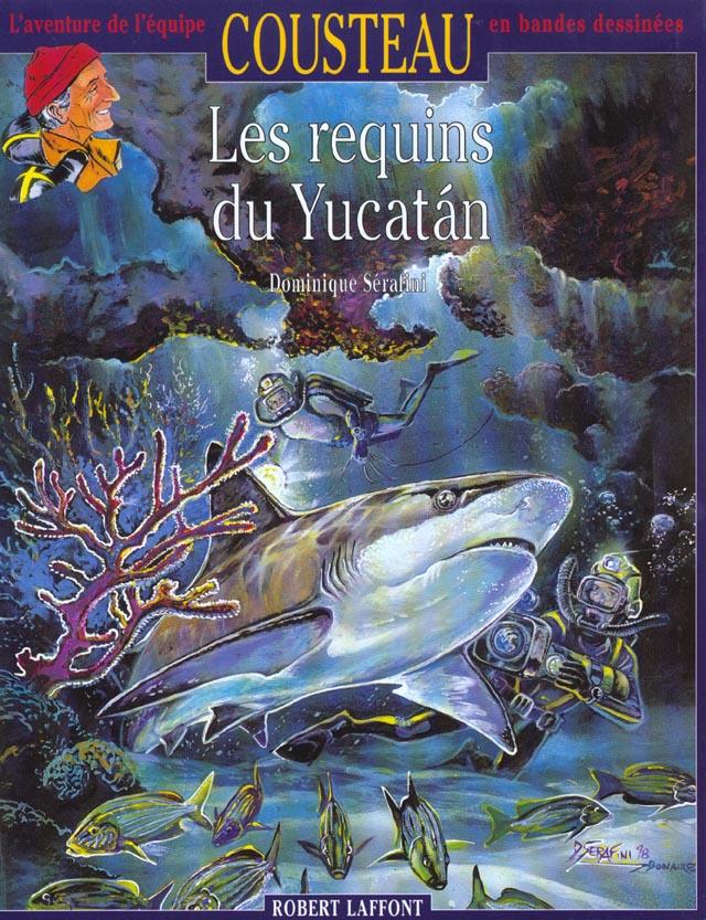 Les requins du yucatan