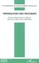 Théorisation des pratiques  - Jean-Claude Sallaberry  - Franc Morandi