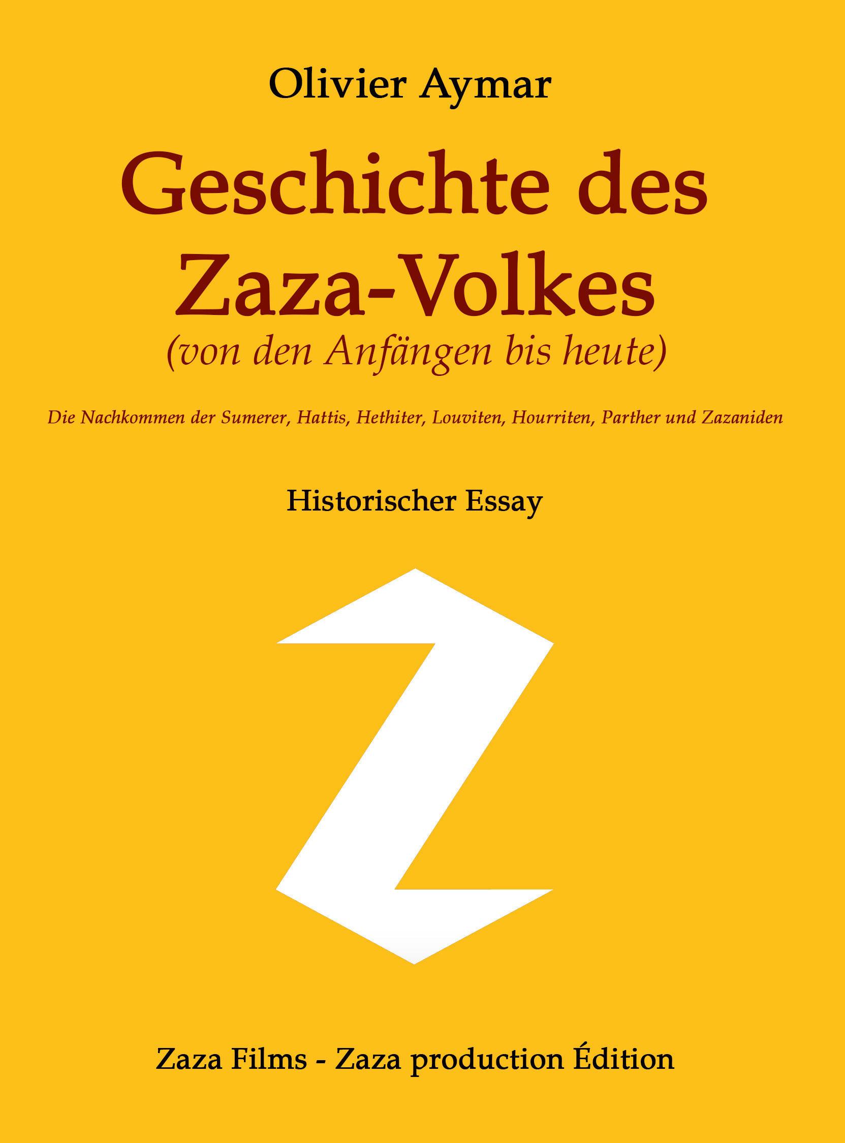 Geschichte des Zaza-Volkes