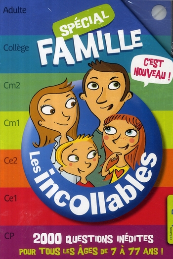 Les Incollables; Les Incollables Special Famille (Edition 2008)