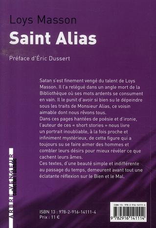 Saint alias