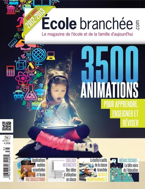 3500 animations pour apprendre, enseigner et réviser