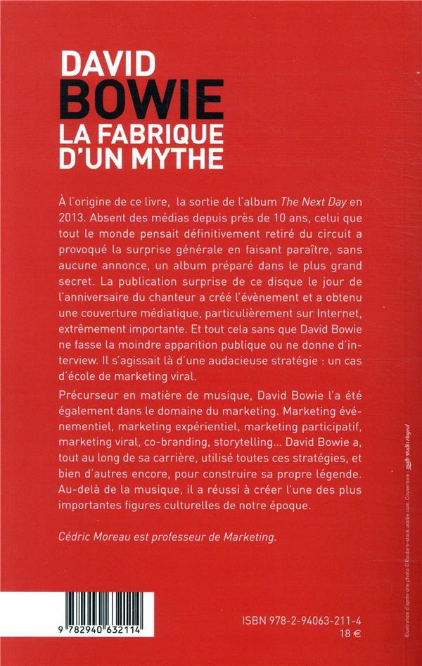 David Bowie et l'art du marketing
