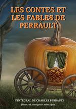 Vente Livre Numérique : Les contes et les fables de Perrault  - Charles Perrault