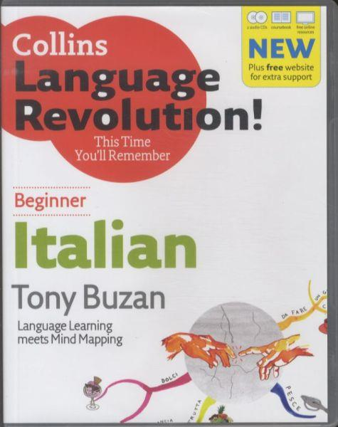 Italian Beginner ; Language Revolution