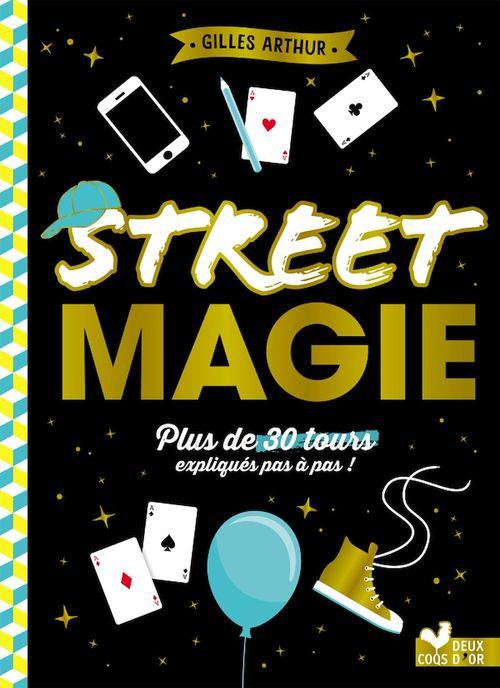 le super livre des ... - 22748 - street magie