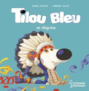 Tilou Bleu se déguise