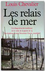 Les Relais de mer  - Louis Chevalier